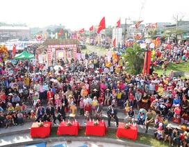 Bình Định: Đầu năm đi chợ mua lộc, cầu duyên