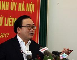 Bí thư Hà Nội: Không được buông xuôi trong cuộc chiến giành lại vỉa hè!