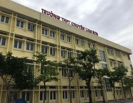 Gần 1.600 thí sinh đăng ký thi vào trường chuyên Lam Sơn