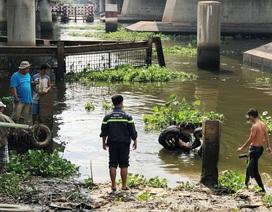 Nghi án nam thanh niên 2 lần nhảy sông Sài Gòn tự tử