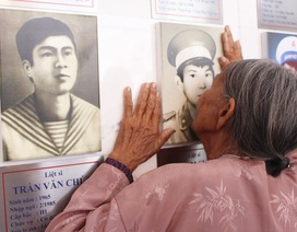 Khu tưởng niệm chiến sĩ Gạc Ma: Tri ân 64 bông hoa biển bất tử