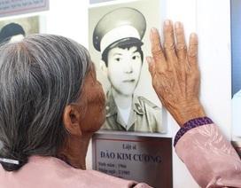 Khu tưởng niệm chiến sĩ Gạc Ma - Một biểu tượng của ý chí quật cường