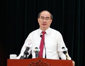 Tân Bí thư Nguyễn Thiện Nhân: Công chức phải biết nghe dân