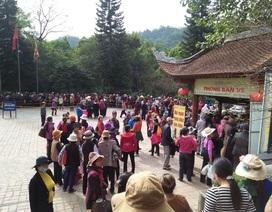 Hơn 14 vạn lượt du khách đến với Yên Tử trong những ngày đầu xuân