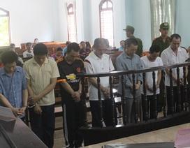 Băng trộm vàng đường sông bị tuyên phạt 89 năm tù