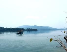 Tìm thấy thi thể người đàn ông mất tích 3 ngày trên hồ Phú Ninh