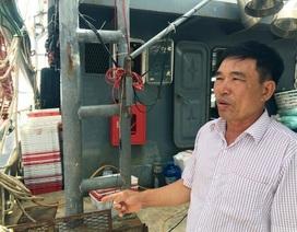 Tàu vỏ thép tiền tỷ hư hỏng: Kiểm tra các cơ sở đóng tàu