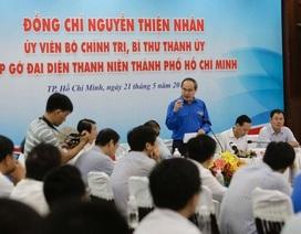 Bí thư Nguyễn Thiện Nhân: Khởi nghiệp ở Mỹ là thung lũng Silicon, ở Việt Nam phải là TPHCM