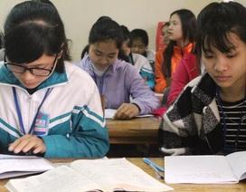 Không để tình trạng học sinh do khó khăn mà không dự thi được