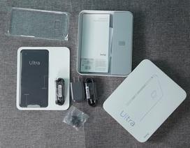Đập hộp HTC U Ultra chính hãng đầu tiên tại Việt Nam