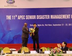 """""""Khu vực APEC tiếp tục đối mặt những thách thức từ thiên tai..."""""""