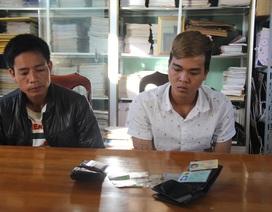 Trộm tài sản của 2 sinh viên cứu người đuối nước
