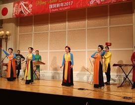 Cộng đồng người Việt tại Kansai, Nhật Bản mừng Tết Đinh Dậu