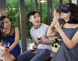 Trải nghiệm hình ảnh vượt xa chuẩn mực với kính thực tế ảo