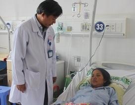 Hiếm gặp ca hoại tử dạ dày cấp trong khi mang thai