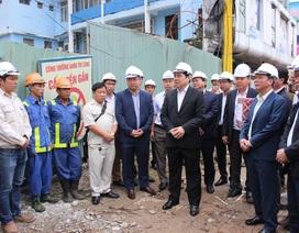 Đà Nẵng nỗ lực hoàn thành hai hầm chui trung tâm phục vụ APEC