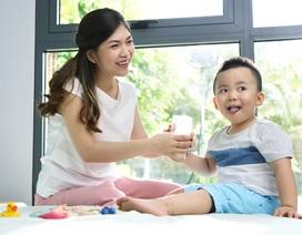 Mẹ đảm miền Bắc chọn sữa cho con chống lại thời tiết thế nào?