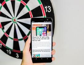 Cận cảnh HTC U11 Plus tại Việt Nam, giá gần 20 triệu đồng