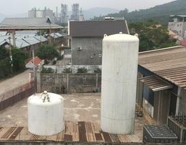 """Những quả """"bom khí"""" giữa khu dân cư: Nhà máy chưa được cấp phép"""