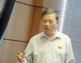 Thượng tướng Tô Lâm: Với mạng xã hội, ngôi nhà của mình không còn là của mình!