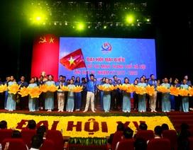 450 đại biểu tham dự Đại hội Đoàn TP.Hà Nội lần thứ XV