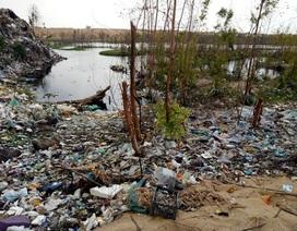 Quảng Bình: Khốn khổ vì bãi rác tự phát gây ô nhiễm