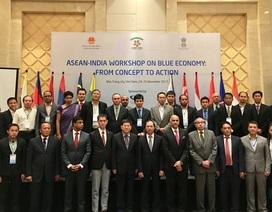 ASEAN - Ấn Độ bàn về kinh tế biển xanh tại TP. Nha Trang