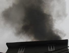 Hà Nội: Cháy nhà trên phố Hàng Giấy, 2 người tử vong