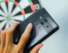 Đập hộp smartphone cao cấp Huawei Mate 10 Pro giá hơn 21 triệu đồng