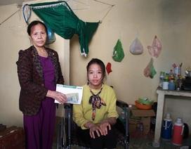 Hơn 30 triệu đồng đến với cô gái trẻ bị suy thận