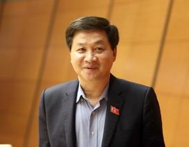 Lời hứa của tân Tổng Thanh tra Chính phủ Lê Minh Khái