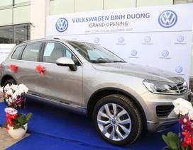 Thêm đại lý, Volkswagen giảm giá xe tại Việt Nam