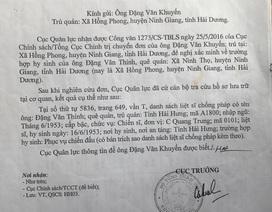 Hải Dương: Đề nghị xem xét công nhận liệt sĩ với chiến sĩ đã hy sinh hơn 60 năm!