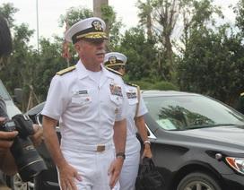 Tư lệnh Hạm đội Thái Bình Dương mong chờ tàu sân bay Mỹ thăm Việt Nam