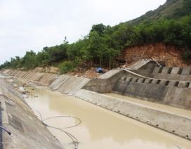 Khắc phục xong 90m kênh thoát lũ bị vỡ ở Nha Trang