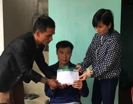 Bạn đọc giúp hơn 80 triệu đồng đến gia đình chị Nguyễn Thị Lan