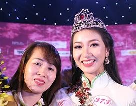 Nữ sinh Hà Tĩnh đăng quang Hoa khôi Imiss Thăng Long 2017