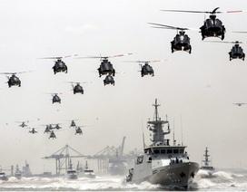 Ba nước Đông Nam Á tuần tra chung trên biển