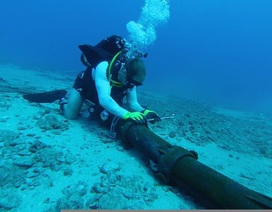 Hơn nửa tháng nữa, cáp quang biển AAG mới được khắc phục
