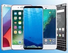 Smartphone nào bán chạy nhất trong nửa đầu năm 2017?