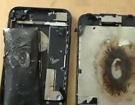 Thêm một chiếc iPhone 7 phát nổ trong lúc đang cắm sạc