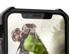 Lộ ảnh thiết kế mặt trước không viền màn hình của iPhone 8