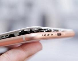 Vừa bán được một tuần, đã có iPhone 8 Plus phát nổ khi đang sạc