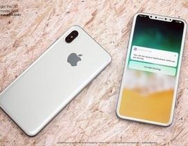 Cận cảnh bản dựng hoàn chỉnh tuyệt đẹp của iPhone 8