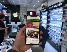 iPhone X đầu tiên về Việt Nam giá 68 triệu đồng đã có người mua ngay lập tức
