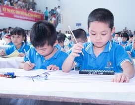 Cuộc tranh tài của 1.000 thần đồng siêu tính nhẩm Việt Nam 2017