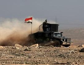 IS thực hiện một cuộc tử chiến chống quân đội Iraq ở Tây Mosul
