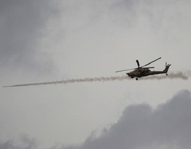 IS bắn hạ trực thăng của Iraq ở Mosul, 2 phi công thiệt mạng