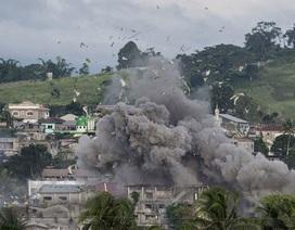 """""""Ngòi lửa"""" Marawi vẫn âm ỉ"""