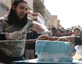 IS chặt tay 2 thiếu niên vì từ chối hành quyết dân thường